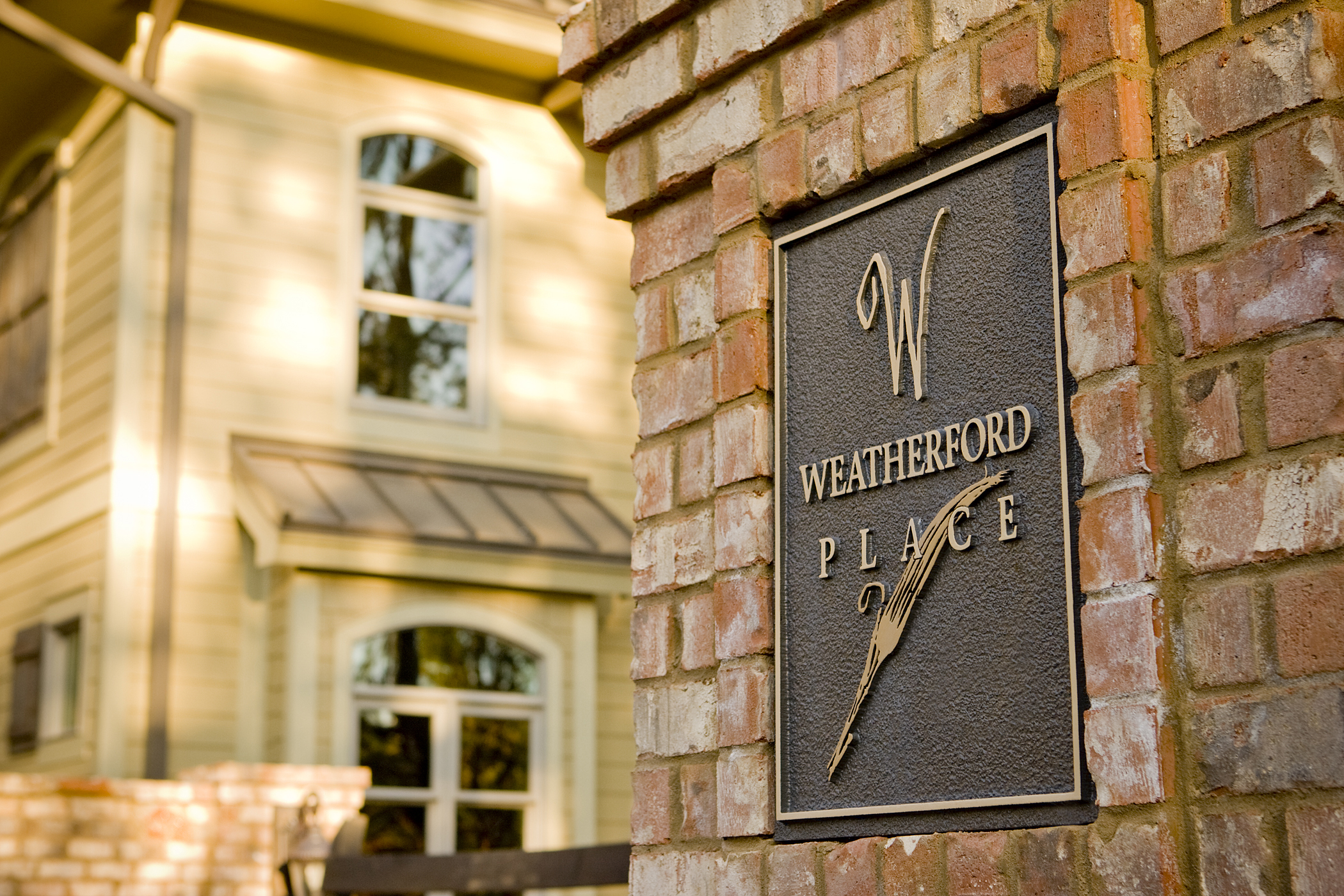 Weatherford place new leed platinum solar home for Weatherford home builders